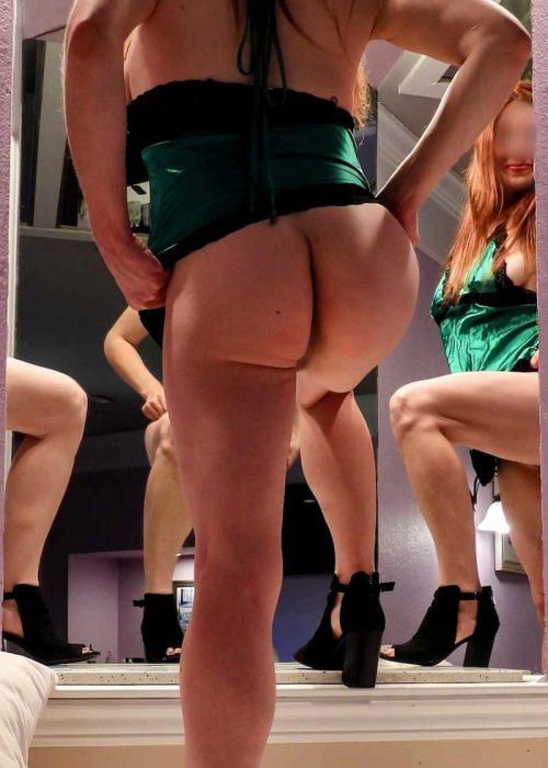 reagan-green-dress